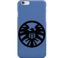 S.H.I.E.L.D. seal iPhone Case/Skin