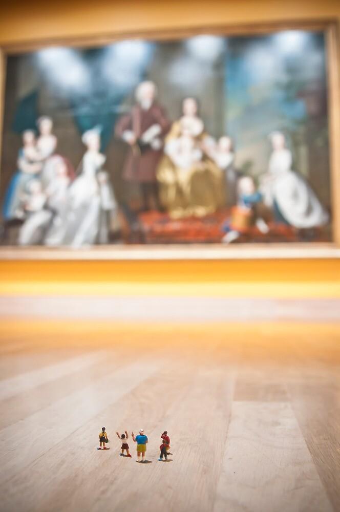 Art Museum Class by Matthew Osier