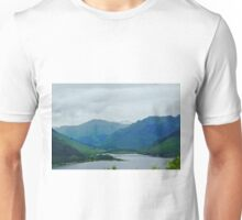 Scottish Highlands Unisex T-Shirt