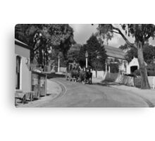 Sovereign Hill Street Scene Canvas Print