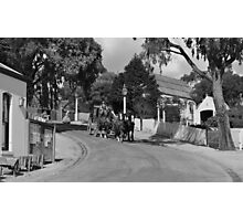 Sovereign Hill Street Scene Photographic Print