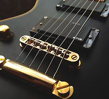 Black Guitar by musicdjc