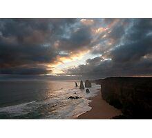 Twelve Apostles - Port Campbell National Park Photographic Print