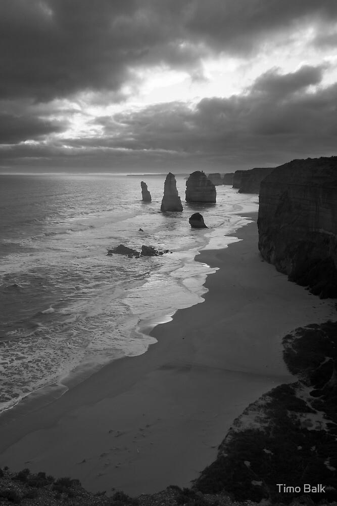 Twelve Apostles - Port Campbell National Park by Timo Balk