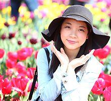 """Flower in the Poppy""""s by jonxiv"""