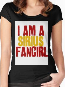 I Am a Sirius Fangirl Women's Fitted Scoop T-Shirt