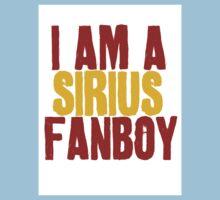 I Am a Sirius Fanboy One Piece - Short Sleeve