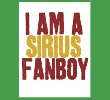 I Am a Sirius Fanboy Baby Tee