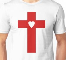 Judas Cross Unisex T-Shirt