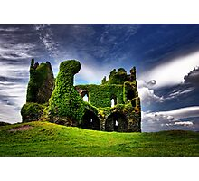 Ballycarberry Castle Photographic Print