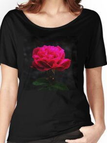My Love is Like a Rose Women's Relaxed Fit T-Shirt