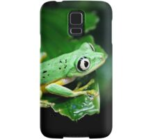 Watching from behind the glass Samsung Galaxy Case/Skin