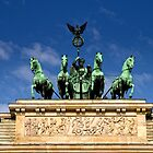 Brandenburger Tor by Rumtreiber