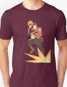 TF2 - RED Rocket Jump  T-Shirt