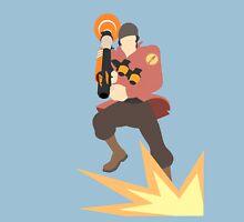 TF2 - RED Rocket Jump  Unisex T-Shirt