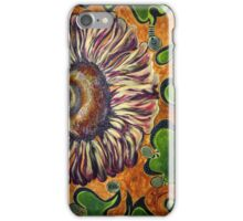 Old Fashion Flower.. iPhone Case/Skin