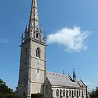 The Marble Church (St.Margaret's Church), Bodelwyddan, by Yampimon