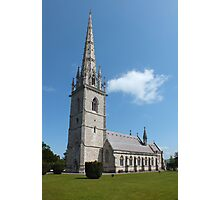 The Marble Church (St.Margarets Church), Bodelwyddan, Photographic Print