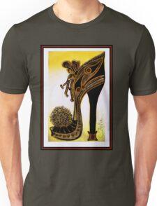 High Heal Heaven.. Unisex T-Shirt