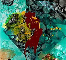 THE BEACH by Karo / Caroline Evans (Caux-Evans)