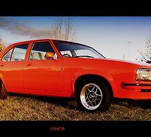 Fanta.. GTO's baby sister by HERGTO
