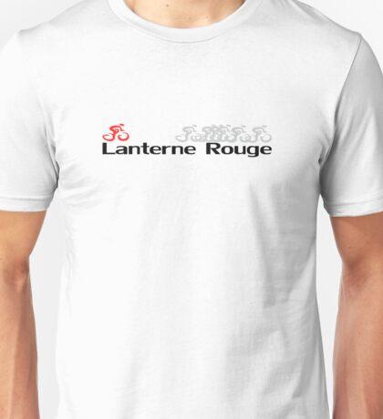 Lanterne Rouge II Unisex T-Shirt