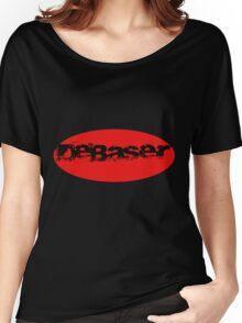 dEBASER Women's Relaxed Fit T-Shirt