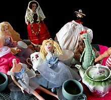 When The People In My Head Have A Tea Party by PeopleInMyHead