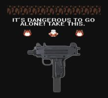 It's dangerous to go alone...take this! T-Shirt