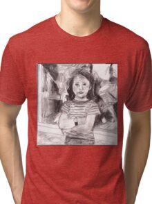 Aurora  Tri-blend T-Shirt