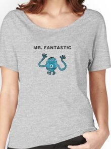 Mr Fantastic Women's Relaxed Fit T-Shirt