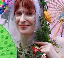 Coney Island Mermaid Parade 2011 by boris reyt