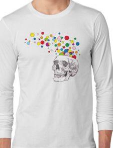 Brain Pop Long Sleeve T-Shirt