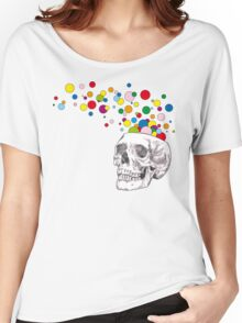 Brain Pop Women's Relaxed Fit T-Shirt