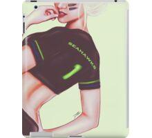 Score! Seahawks iPad Case/Skin