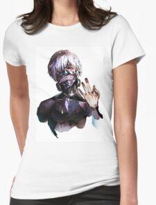 Tokyo Ghoul - Kaneki Ken Womens Fitted T-Shirt