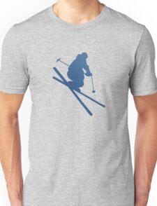SKI  Unisex T-Shirt