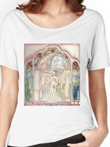 Art History Women's Relaxed Fit T-Shirt