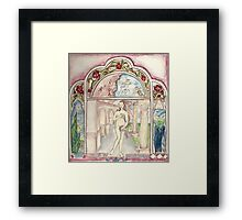 Art History Framed Print