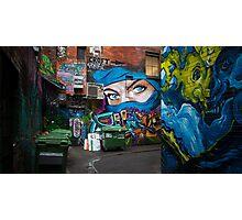 Croft Alley Photographic Print
