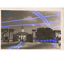 Anderson Bridge Photographic Print
