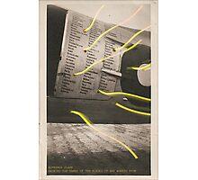 Supremos Plane Photographic Print