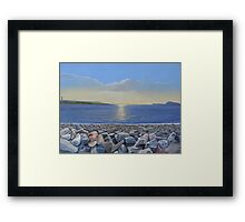 Cappa Afternoon Framed Print