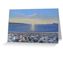 Cappa Afternoon Greeting Card