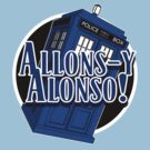 Allons-y Alonso! by Namueh