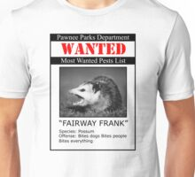 Fairway Frank  Unisex T-Shirt