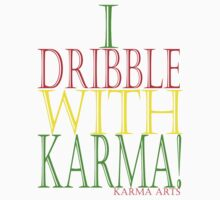 i dribble with karma Kids Clothes