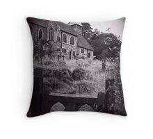 Holmbury, St Mary iii Throw Pillow