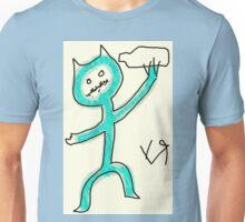 """Stick Figure Bill's Career Choices"" by Richard F. Yates Unisex T-Shirt"