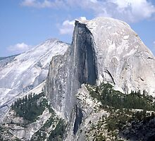 Half Dome - Yosemite National Park by Harry Snowden